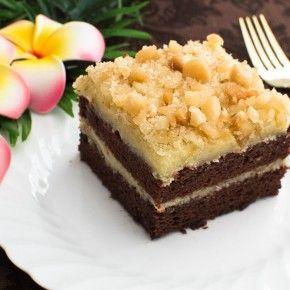 Chantilly Cake, Hawaii