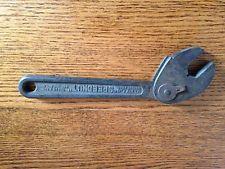 """Vintage Speednut Adjustable 8"""" Wrench"""