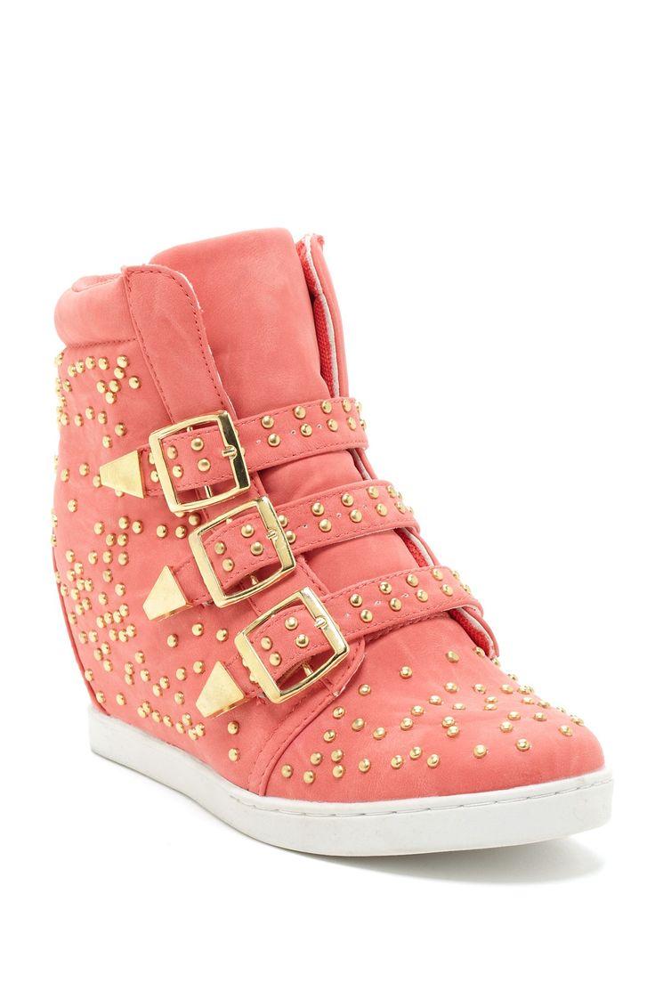 Bucco Danick Wedge Sneaker on HauteLook