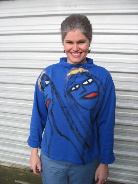 Indie Pattern Month - Talvikki Sweater by Naomi