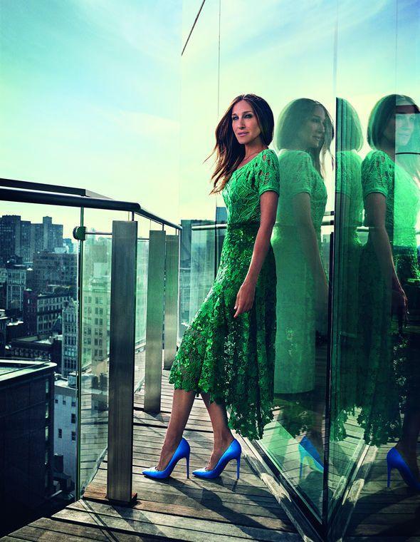 Sarah Jessica Parker Fashion #SexyInTheCity   Maria Valentina 2015 #ModaParaDepoisDeEmagrecer