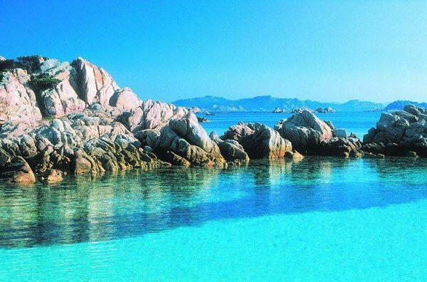 La Maddalena - Islands where I spent my honeymoon!
