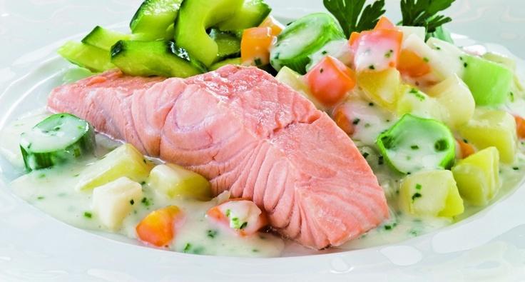 Deliciously Healthy: Norwegian Salmon