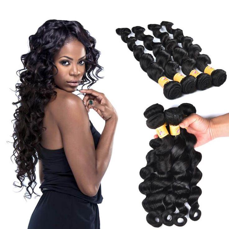 The 55 Best Bundle Hair Images On Pinterest Beach Waves Plait