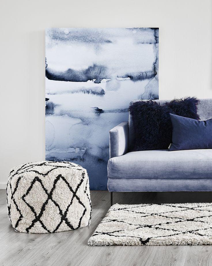 Sie Wirken Mit Ihren Unregelmäßigen Rauten Mustern So Kunstvoll Und Clean  Zugleich. Die Perfekt Wahl Für Jedes Zuhause. So Trendy!