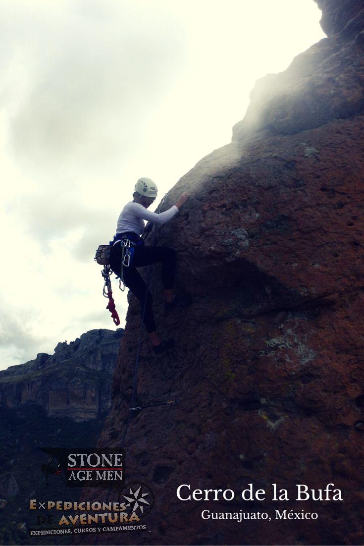 Escalada en Guanajuato