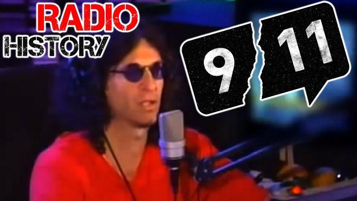 Howard Stern is having fun on-air...THEN 9/11 HAPPENS! - (Radio History)