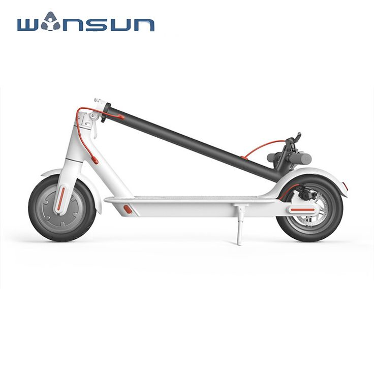Hot sale newest low price trade assurance two wheel standing scooter