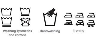 Washing symbols explained - Washing machines reviews - Home appliances - Which? Home & Garden