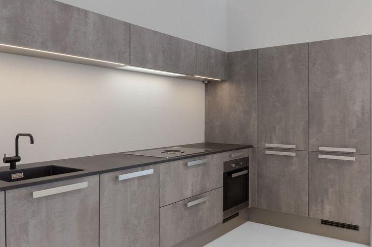 Häcker Classic Comet GL perlgrau Küchenausstellung BÖHM - häcker küchen ausstellung