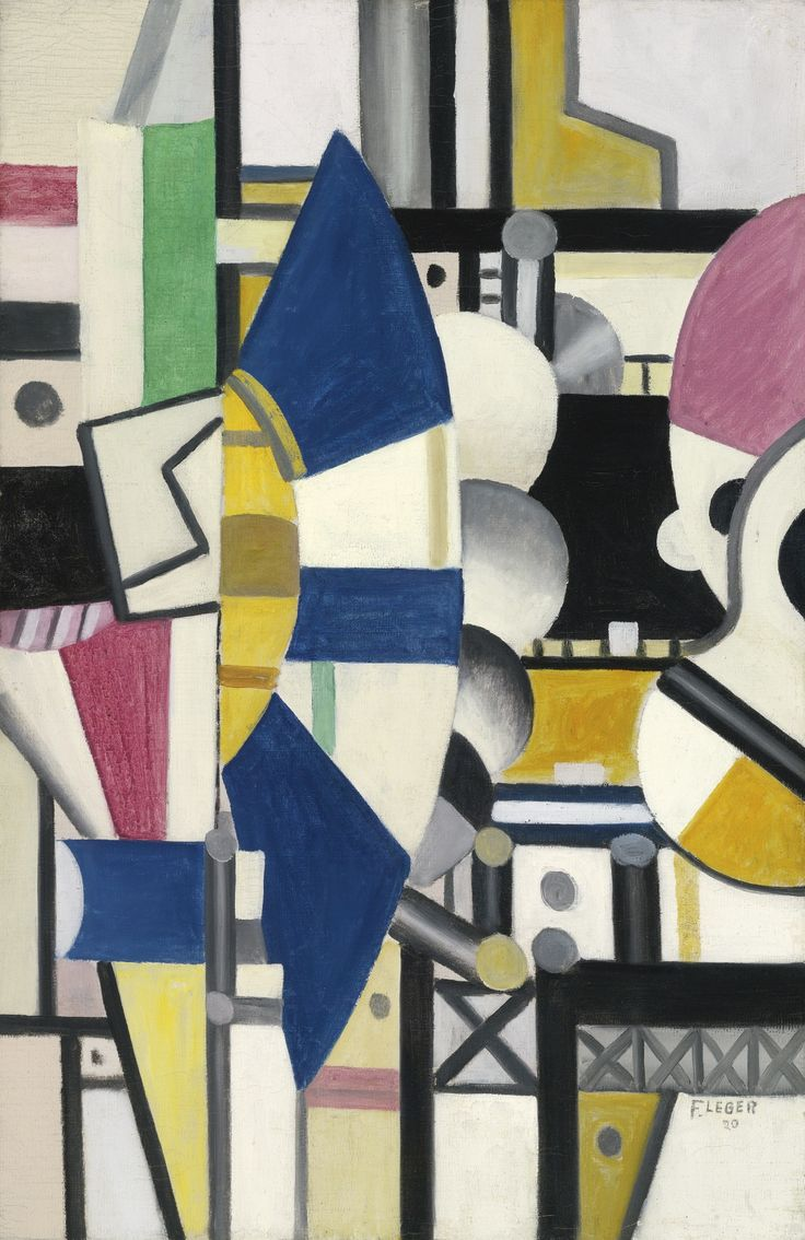 17 Best Images About Art Fernand Leger On Pinterest