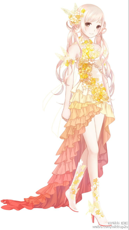 Reina de las flores