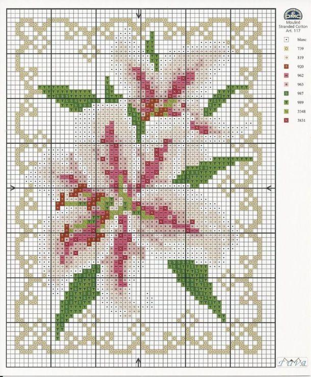 Gallery.ru / Фото #59 - Kanaviçe-Cross Stitch Card Collection Maria Diaz-2014 - tymannost
