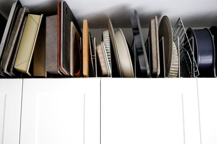 How I Organize My Baking Pans: Deb Perelman of Smitten Kitchen