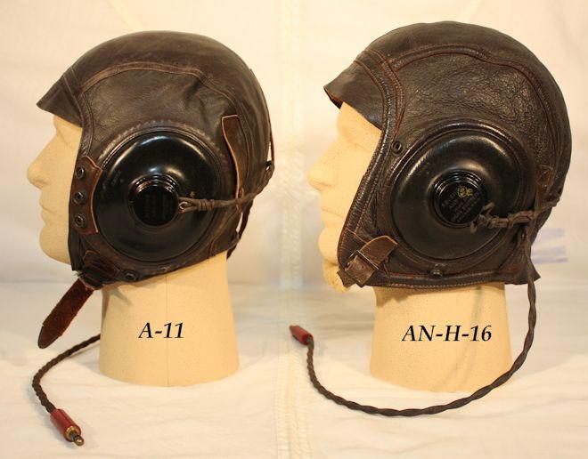 WWII Uniforms - Headgear / Oxygen Masks / Boots