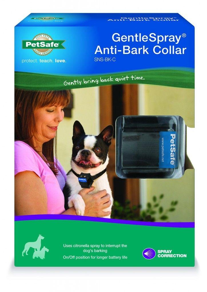 PetSafe GentleSpray Anti-Bark Collar Review