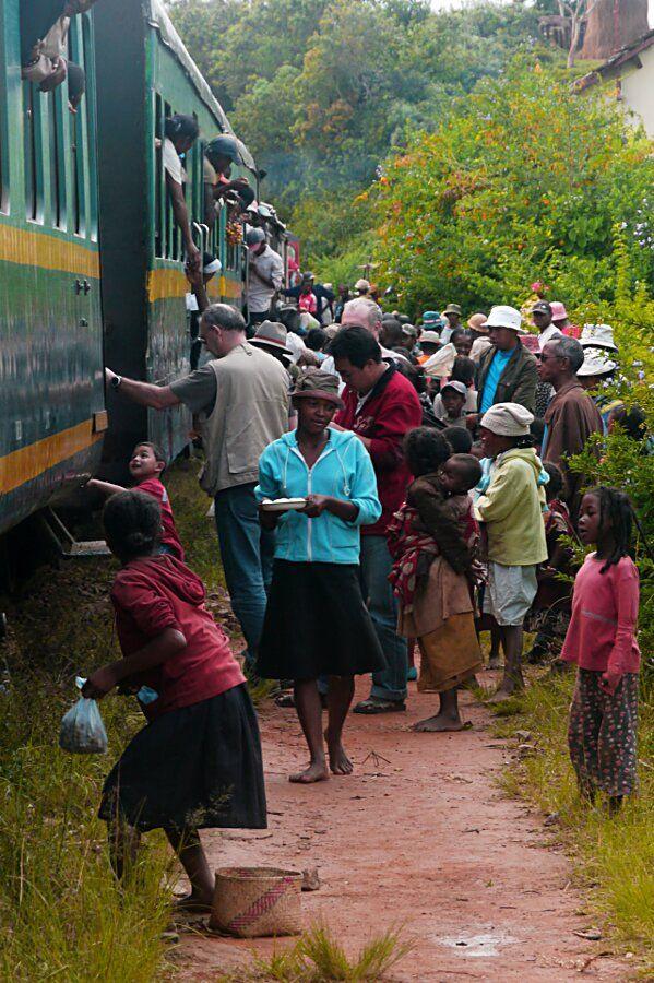 Train Fianarantsao-Manakara
