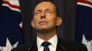 Posted by Bob Ellis on November 15, 2015     2 comments  Abbott on the Bolt Report is recommending a Holy War on ISIS and cursing, mildly, Malcolm Turnbull for sneering, off the record, at ... http://winstonclose.me/2015/11/15/abbotts-winston-wilderness-manoeuvre-written-by-bob-ellis/
