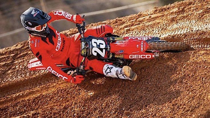 Justin Brayton Chase Sexton To Join Ken Roczen At Team Honda In 2020 Motocro Brayton Chase Honda Join Justin Ken Motocro R Damen Mode Damenmode