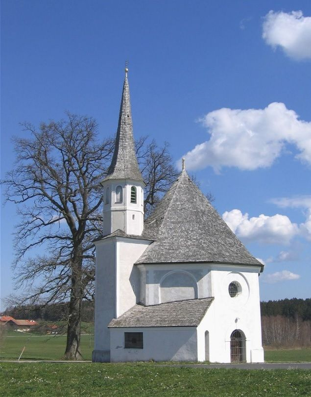 Egling-Harmating, Kapelle St. Leonhard