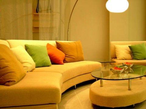 Decoracion de Interiores Amarillo