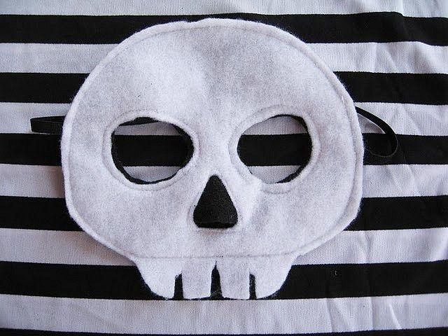 Skeleton Mask | Flickr - Photo Sharing!