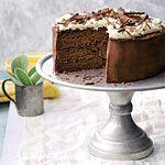 Stout Chocolate Cake Recipe | MyRecipes.com
