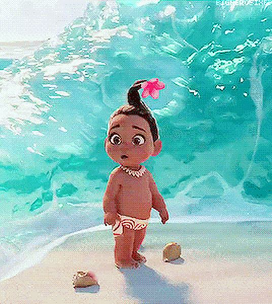 Kawaii Island Go Vacation: Disney's 'Moana' Brings Animated Water To Life Like Never