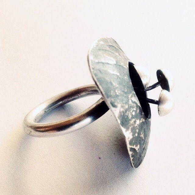anillo 3 Mycena