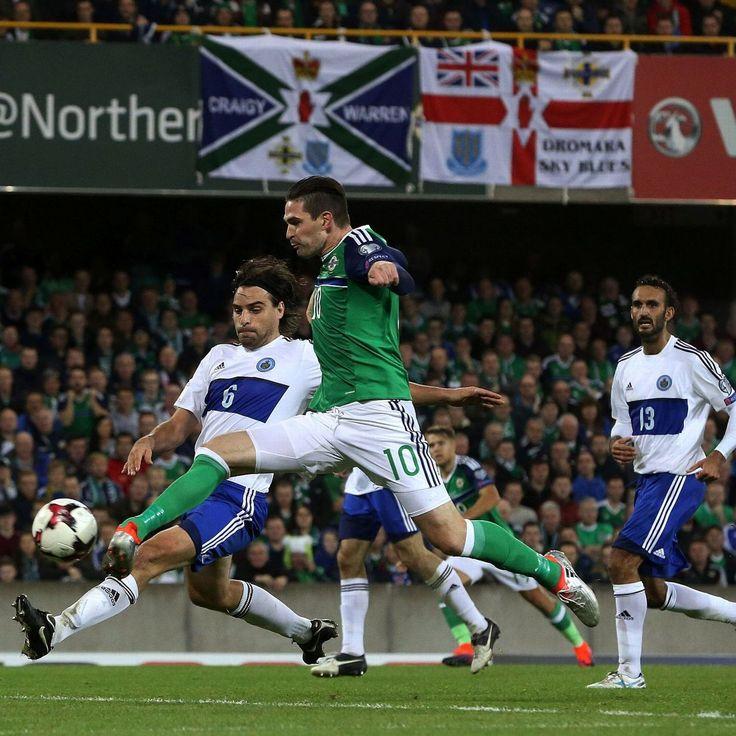 Northern Ireland need Kyle Lafferty more match-ready - Michael O'Neill