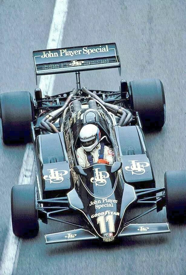 Elio de Angelis, JPS Lotus-Ford 91 ~ 1982 Monaco Grand Prix...