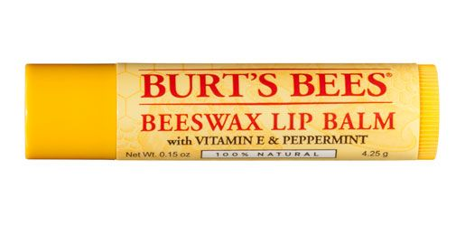 Burt's Bees Lip Balm: Repin if you think THIS should win a Beauty Award. Each repin equals one vote!