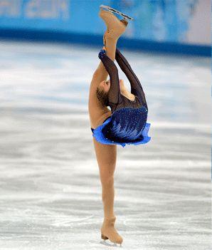 Dancing on Ice  -  Yulia Lipnitskaya  -  Sochi, Russia  -  2014 Olympics