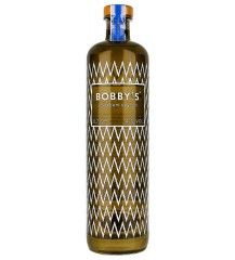 Bobby's Schiedam Dry Gin 9/10 Refreshing & clean (with orange peel)