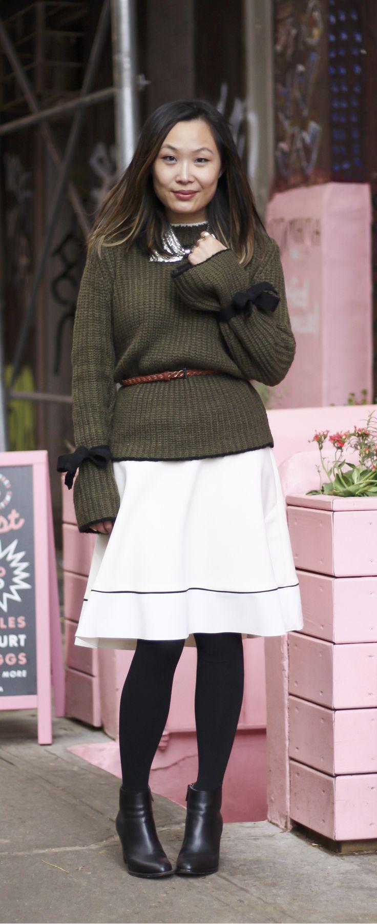 25  beste ideeën over Cute sweater outfits op Pinterest - Tops met ...