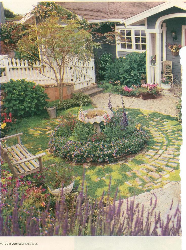 13 best garden design ideas images on pinterest for Garden design 1970s
