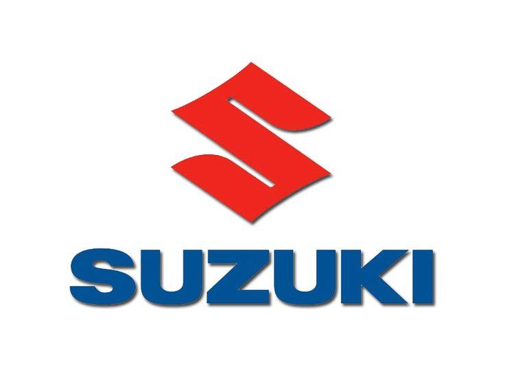 Large Suzuki Car Logo