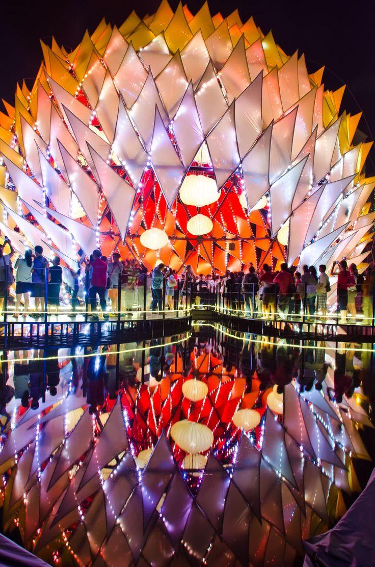 香港のヴィクトリアパークはぜひ夜に行ってみて。香港 旅行・観光の見所を紹介!