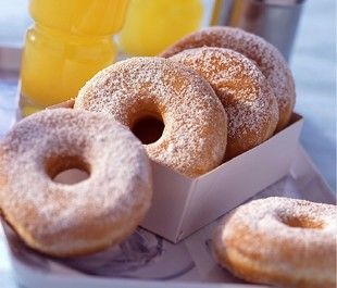 La recette des doughnuts