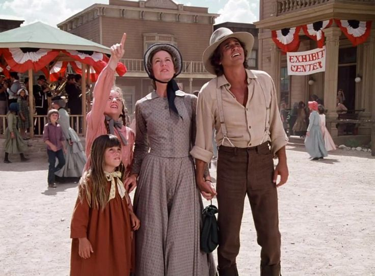 194 Best Images About Little House On The Prairie On Pinterest