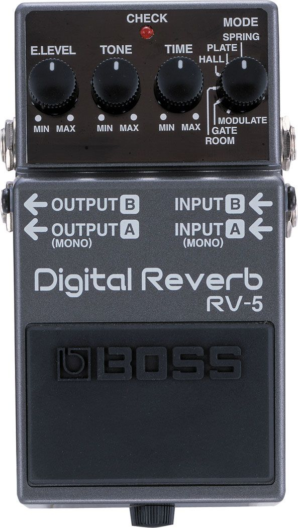 BOSS - RV-5 | Digital Reverb