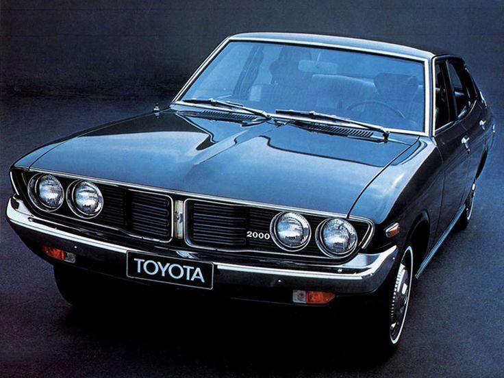 Toyota Corona Mark II - 1972
