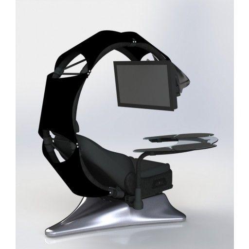 20462 best Gaming Desks images on Pinterest Gaming desk Gaming
