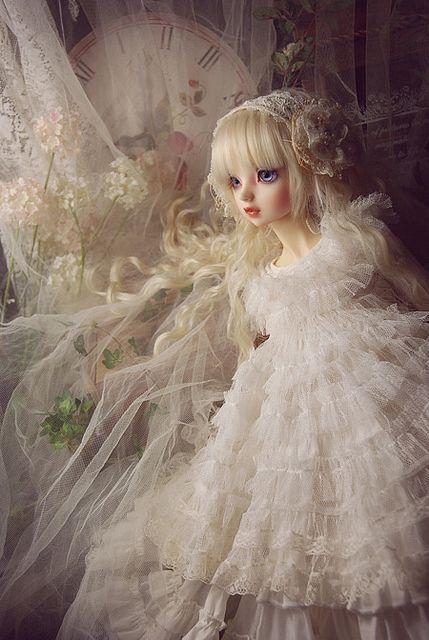 Um sonho de boneca.