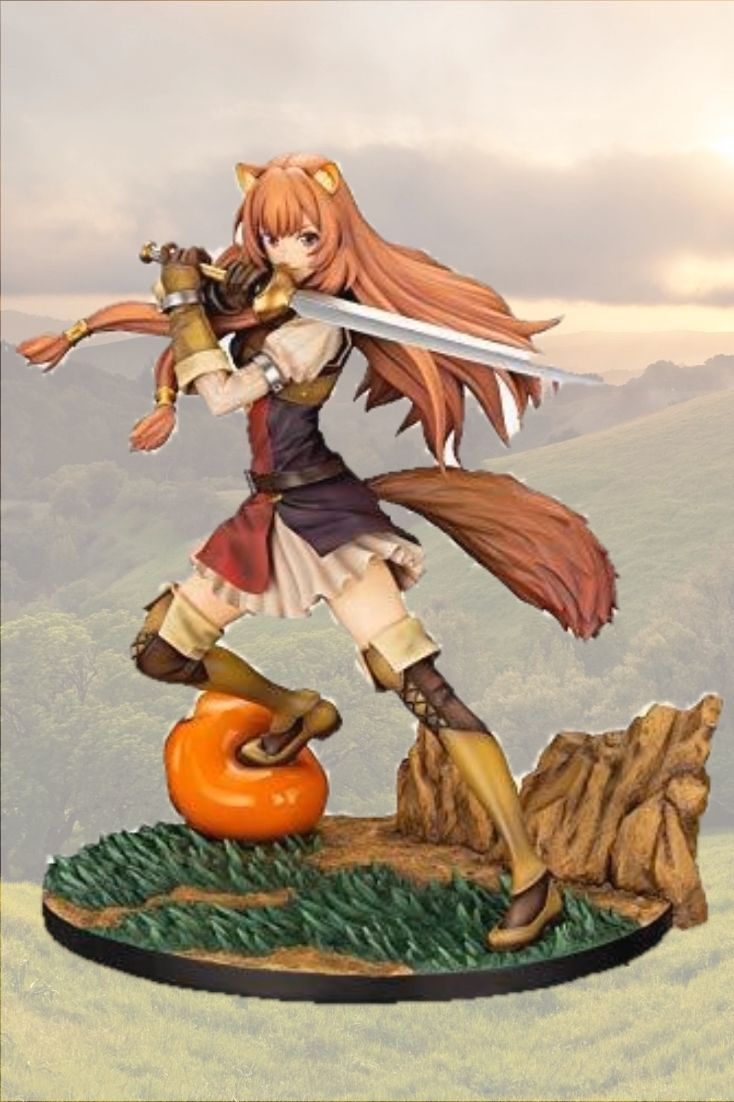 Anime Merch Raphtalia The Rising of the Shield Hero [Video