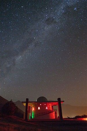 Stargazing in Chile: wish upon a star - Telegraph