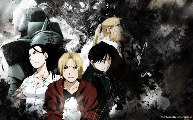 Fullmetal Alchemist: Brotherhood + Movie + Ova [Batch] Subtitle Indonesia - ANIME COLLECTION SAVE