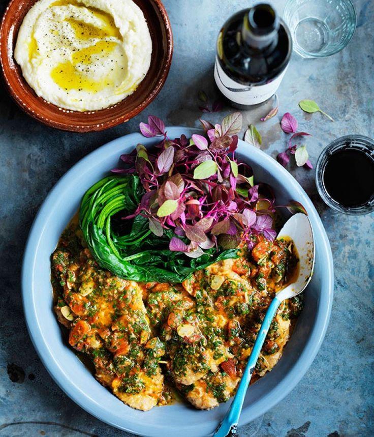 Greek Veal Sofrito | Mediterranean Diet Recipes | Pinterest