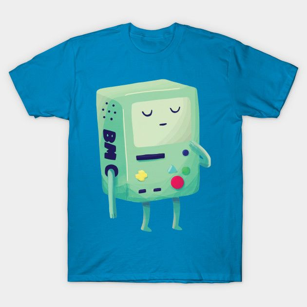 Who Wants To Play Video Games T-Shirt - Adventure Time T-Shirt is $14 today at TeePublic!