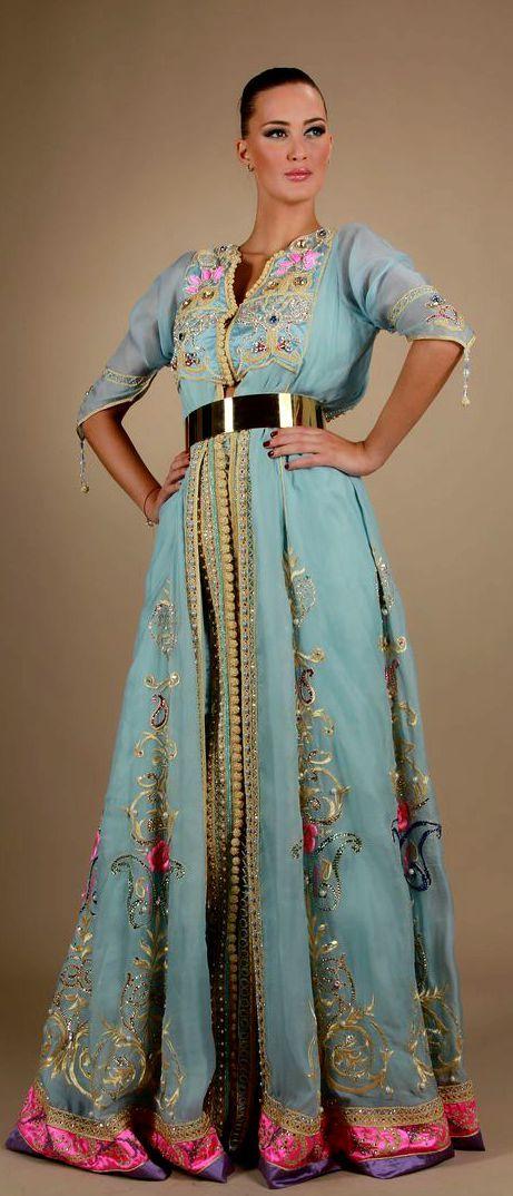 MOROCCO CAFTAN | MOROCCO CAFTAN | Caftan dress, Caftan ...